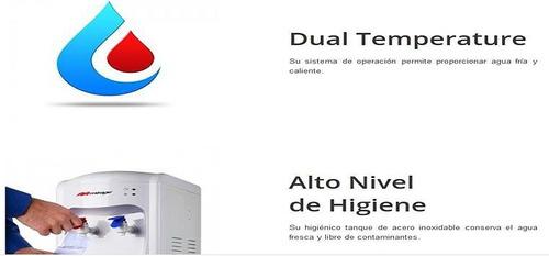 despachador de garafon disx 10, agua fria/caliente mirage