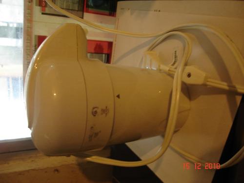 despachador y calentador para crema