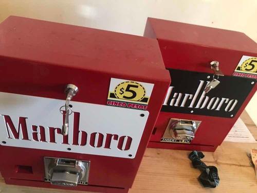 despachadora de cigarros sueltos