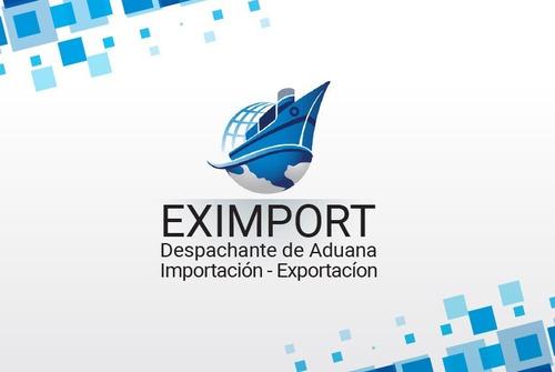 despachante de aduana - importación / exportación.