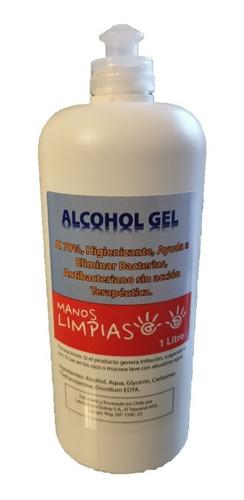 despacho de alcohol gel al 70% en rm y vi región