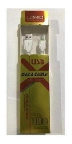 despacho gratis cable de carga/datos 1 mt samsung android v8