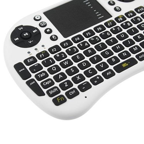 despacho gratis! mini teclado wireless touchpad pc xbox etc.