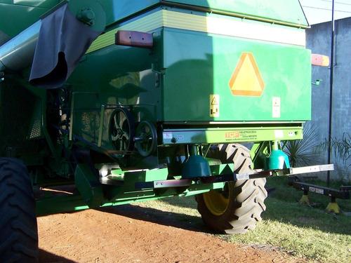 desparramadores y esparcidores de paja para cosechadoras