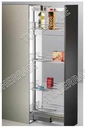 Despensa extraible para mueble de 40cm cocinas empotradas - Mueble botellero cocina ...