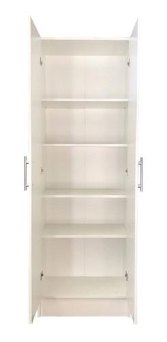 despensero 2 puertas 180cm multifuncion organizador cocina @