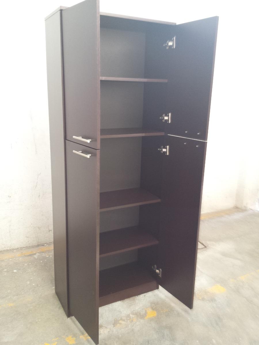 Despensero alacena 4 puertas 2 en mercado libre for Puertas metalicas para cocina