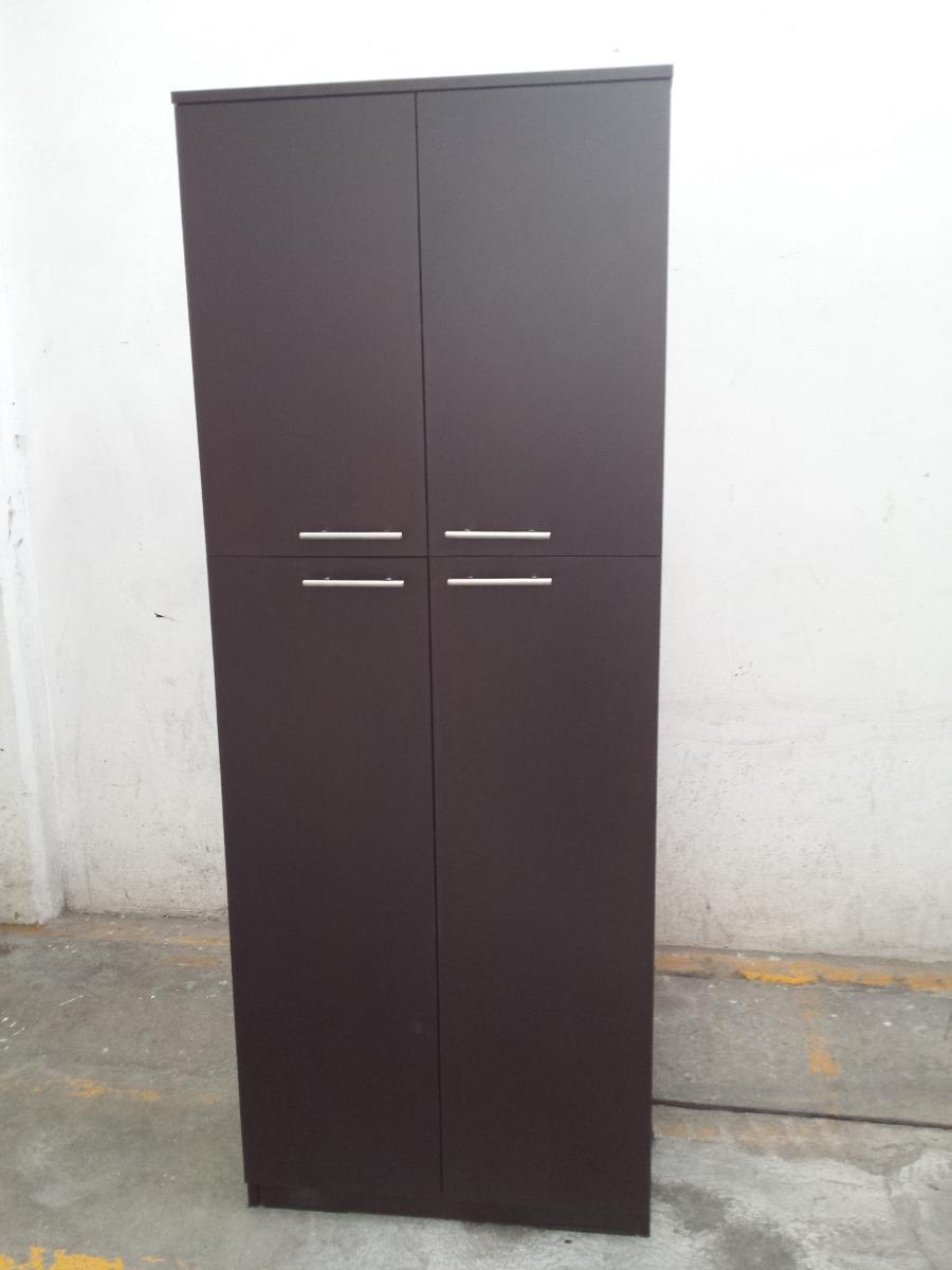Despensero alacena 4 puertas 1 en mercado libre for Puertas metalicas para cocina