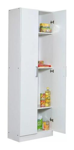 despensero gabinete blanco 2 puertas d062 kromo-s