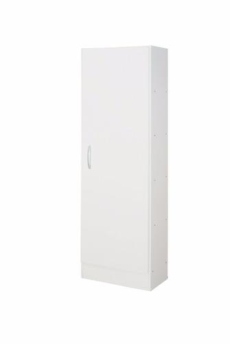 despensero puerta cocina baño escobero blanco wengue moderno