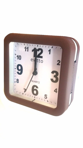 despertador ewtto a pilas (k8012)