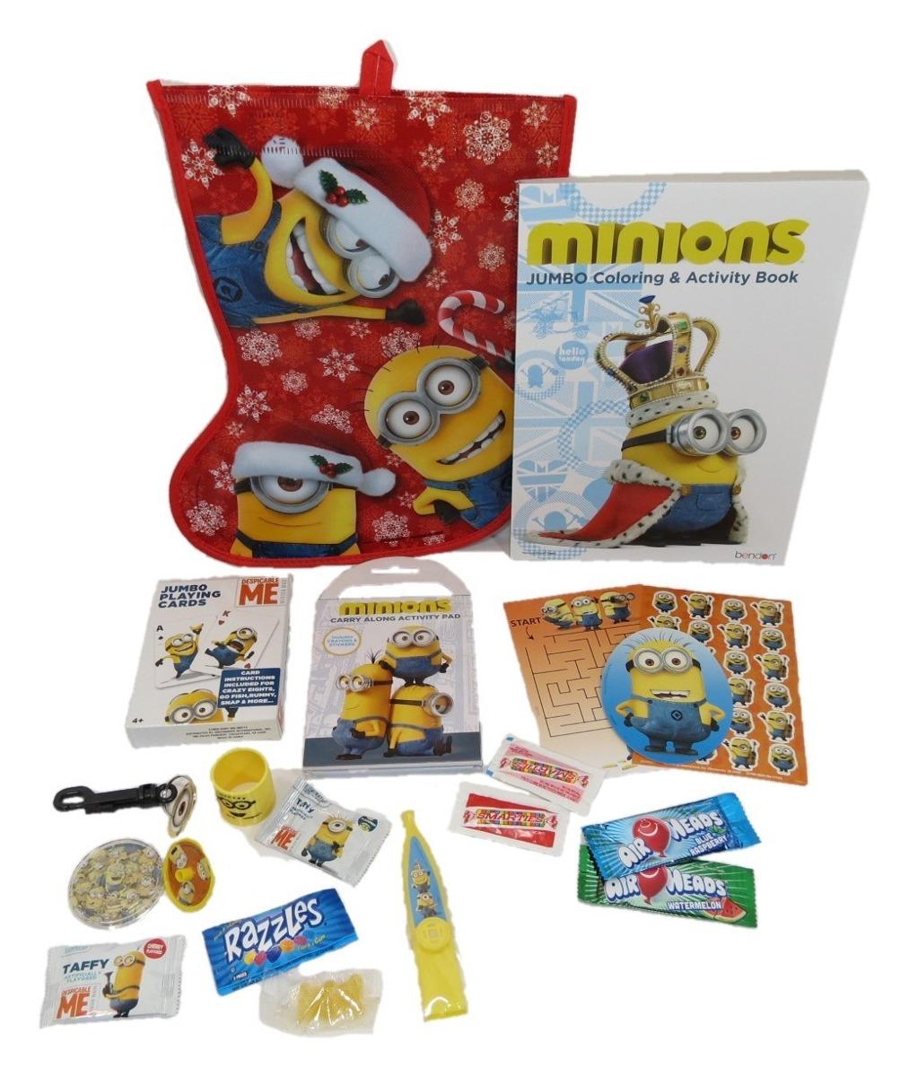 Despicable Me Minions Navidad Llena De Sorpresas - $ 108.691 en ...
