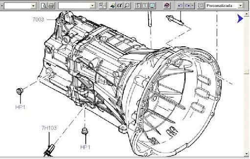 software de despiece kia sportage  1993