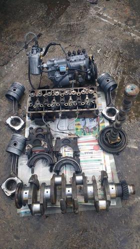 despiece motor merdeces benz 608