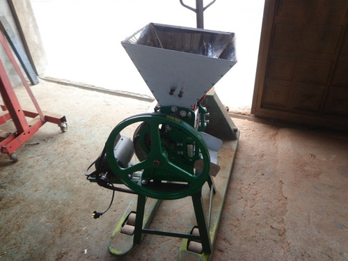 despulpadora de cafe 500 kg por hora