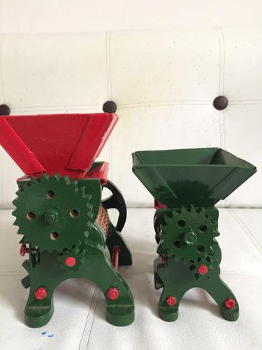 despulpadora de café / réplica artesanal #1