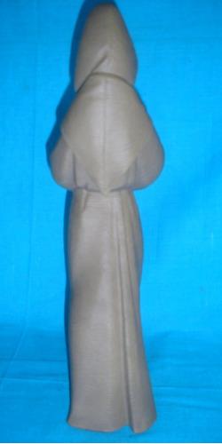 destacada figura lladro religioso monje franciscano (1168)