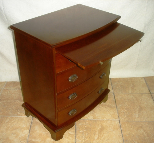 destacado petite mueble comoda mesa escritorio ingles (3543)