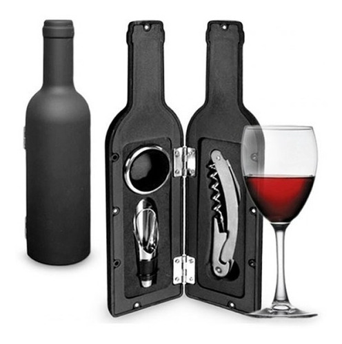 destapa corchos set de 3 pz vino