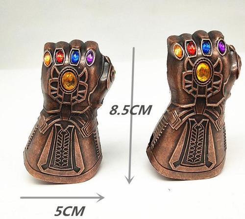 destapador botellas corcholatas guante thanos avengers metal