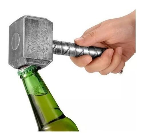 destapador botellas game martillo thor avengers end