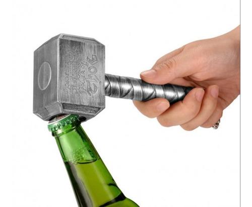 destapador botellas thor papá novio bar cerveza avengers
