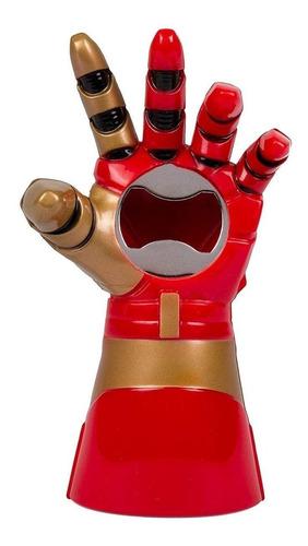 destapador de botellas iron man marvel  seven20