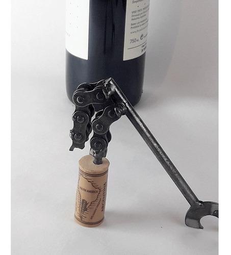 destapador de vinos y cervezas - destapador artesanal