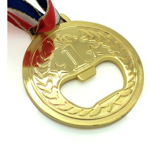 destapador medalla olímpica