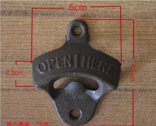 destapador open here retro