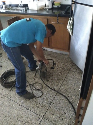 destape cañerías servicio mantenimiento plomero plomeria