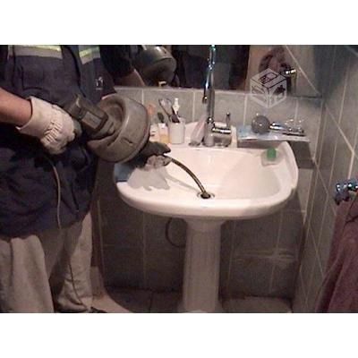 destape de alcantarillados , baños , tinas ,  desagues