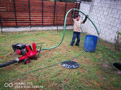 destaqueo de tubería 2240-5727 tibas y limpieza de tanques