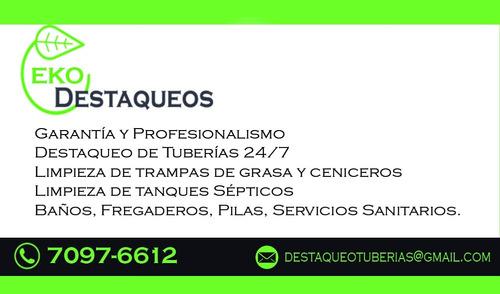 destaqueo de tuberías//70976612//
