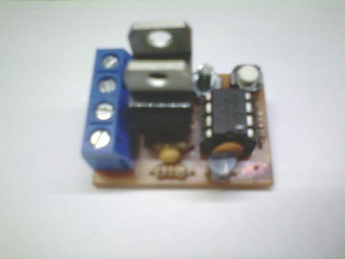 destellador flash estrobo p/ baliza led seguridad emergencia