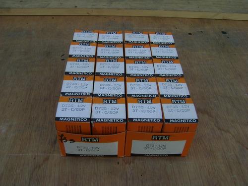 destellador  peugeot 404/504 giro/baliza rtm c/soporte nuevo