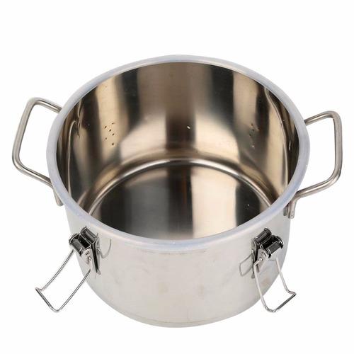 destilador alcohol 2 galones acero inoxidable+envio gratis