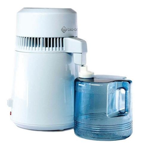 destilador de água bioart de bancada