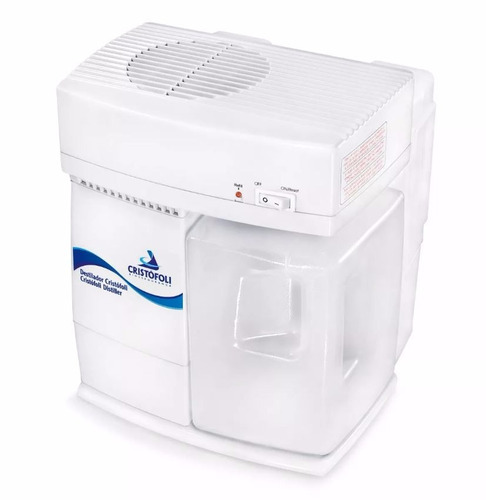 destilador de água cristófoli sistema prático - 110 volts