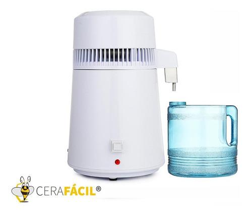 destilador de água de bancada 220v cera fácil autoclave