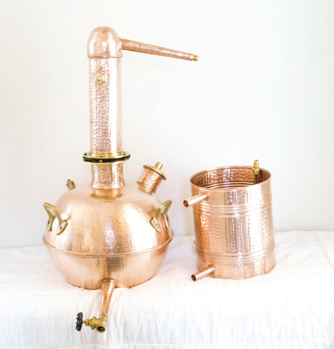 destilador de cachaça  whisky rum oleos essencias 40 litros
