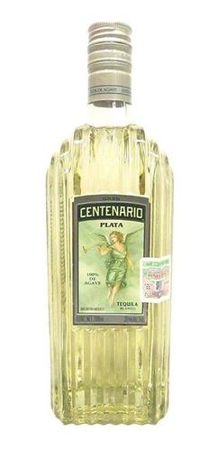 destilados tequila tequila gran centenario plata 700 ml.