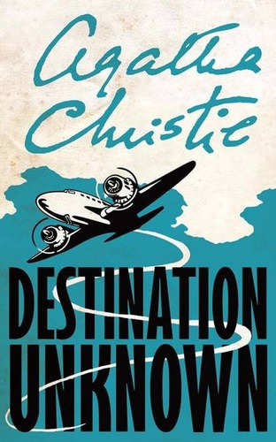 destination unknown - agatha christie - rincon 9