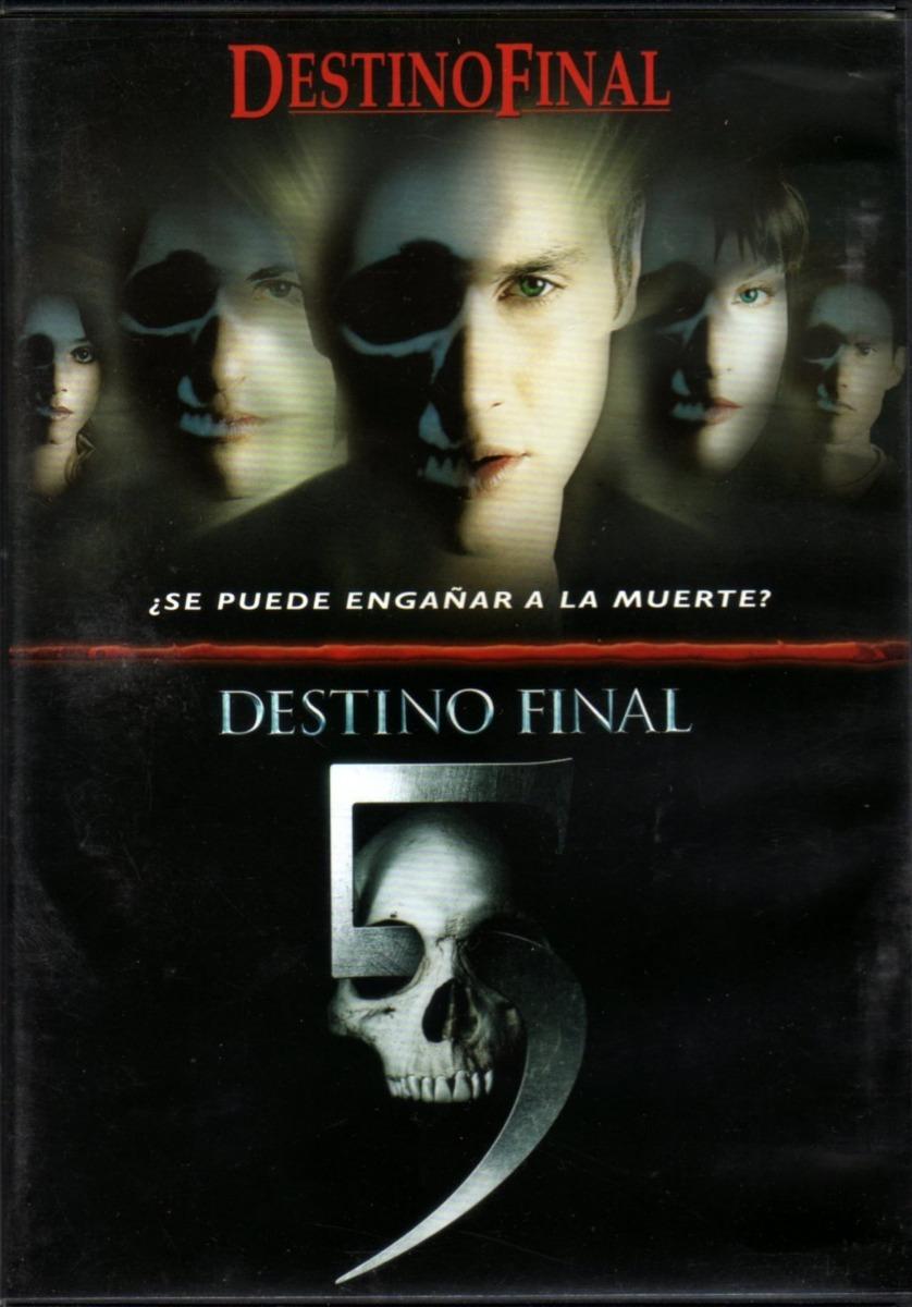 Destino Final 1 Y Destino Final 5 - Pack Dvd Doble - $ 245,00 en ...