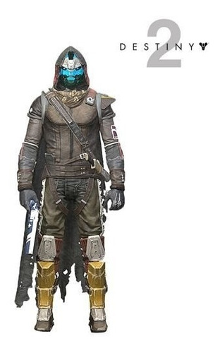 destiny 2 cayde ikora rey zavala action figure set