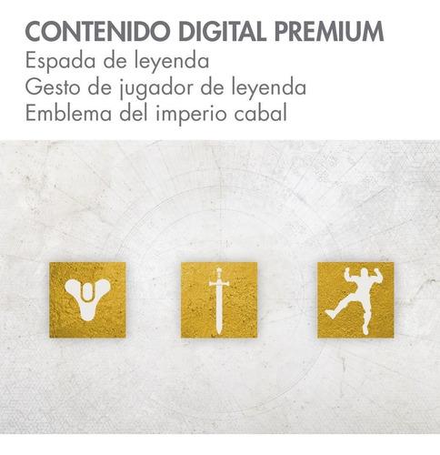 destiny 2 collectors frontier edition playstation 4 ps4