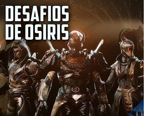 destiny 2 - desafio de osiris - trials - 1x farol