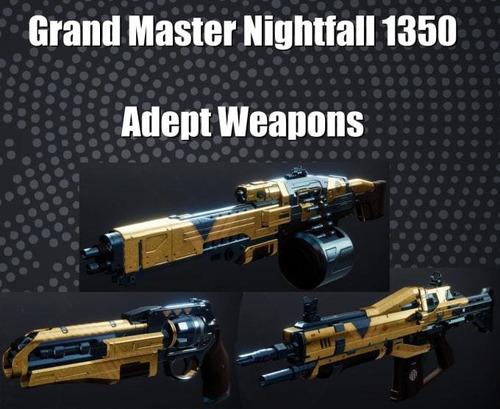 destiny 2 loot gm 1325