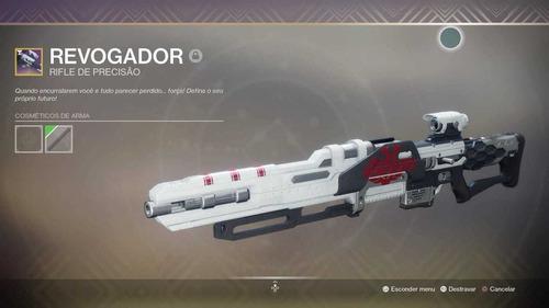 destiny 2 - revogador (rifle de precisão)