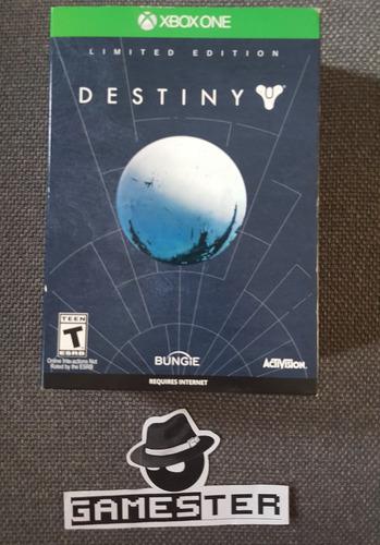 destiny edicion limitada xbox one